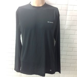 Columbia Men Pullover Size S/P Crew Neck Shirt